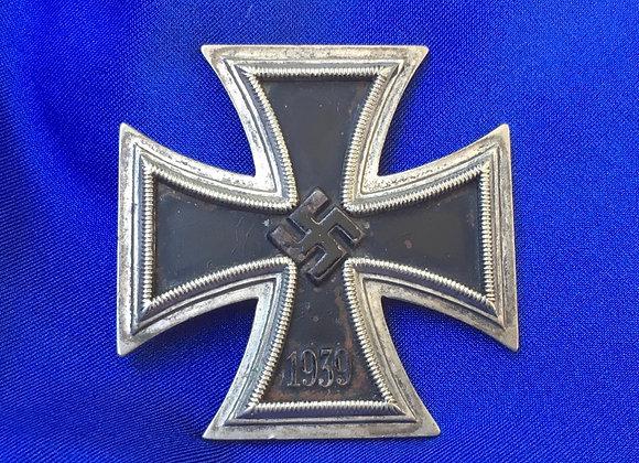 WW2 German Iron Cross First Class (original)