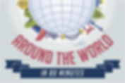 Around The World in 80 Minutes is a team building event by Sabre