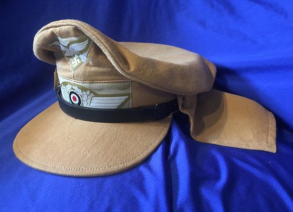 WW2 Luftwaffe Tropical Cap (Repro)
