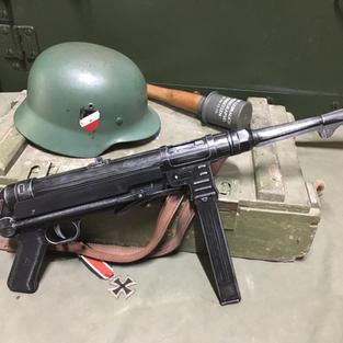 Replica MP40 SMG by Denix
