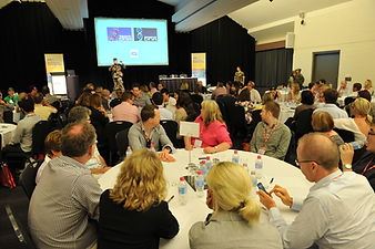 A Leadership DNA keynote for a group of 250 participants in Australia