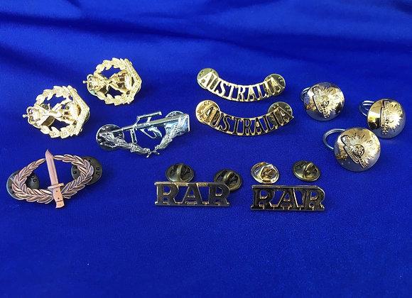 Australian Army Infantry / RAR Badges