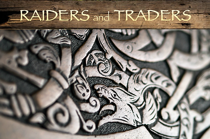 Raiders and Traders team building game by Sabre