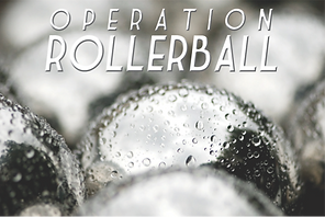 Rollerball is a cross-functional team building challenge by Sabre