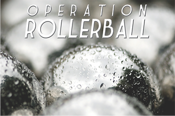 Rollerball is an effective cross-functional team building challenge.
