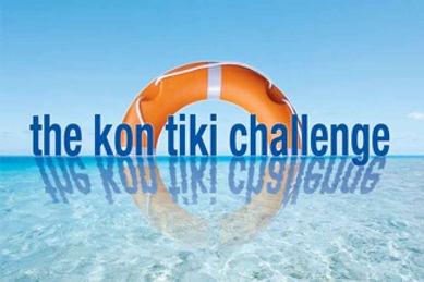 The Kon Tiki team building event by Sabre