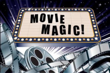Logo for movie magic sabre team building challenge