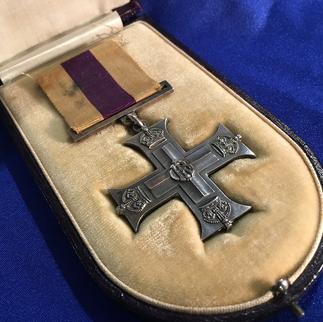 WW1 Military Cross