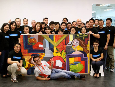 Our 'Picture Perfect' challenge brings some style to Team Building in Asia.