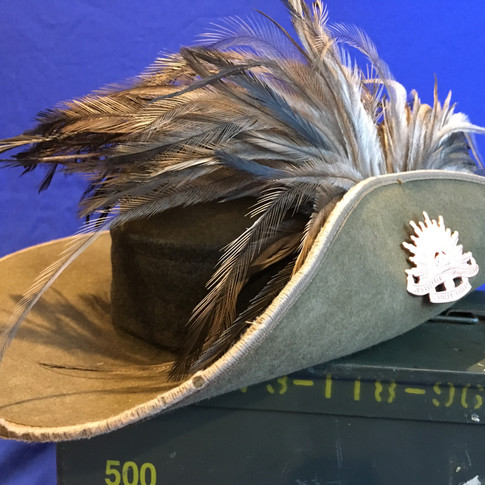 Militaria Light Horse Slouch Hat WW1