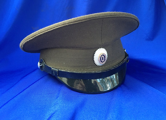 WW1 Imperial Russian Army Officer Visor Cap (Repro)