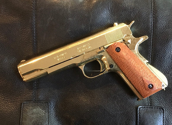 Colt Government .45 Auto 1911 Gold (Field Strips)