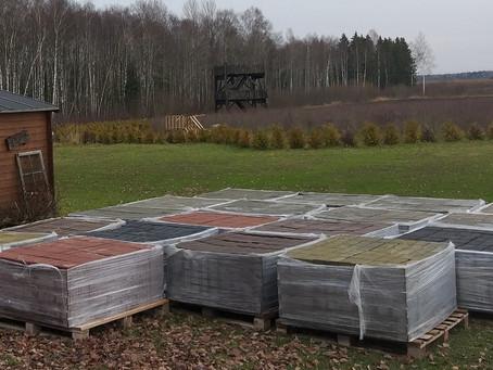 Saabus päris mitu meetrit Eesti riigi põhimaanteid! 😎 (02.11.2019)