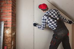 Dry Wall Repair and Prepare