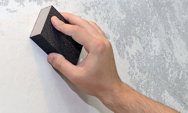 Sanding Walls by Squared Away Solutions