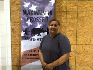 August Athlete of the Month: Lupe