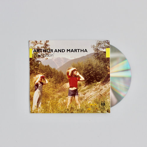 Arthur and Martha: Navigation CD (Bot4)