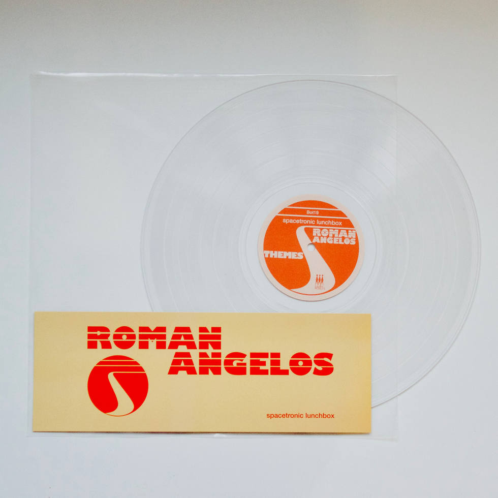 Roman Angelos: Spacetronic Lunchbox