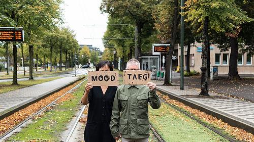 Mood Taeg: New to Happy Robots