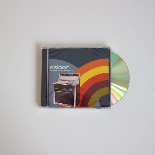 Saloon: Lo-Fi Sounds Hi-Fi Heart (CD Compilation)