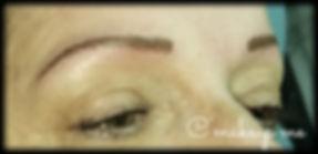 Maquillage semi permanent sourcils