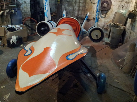 Stage Airplane