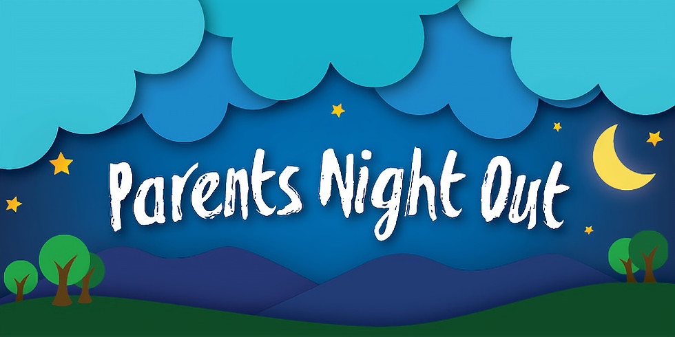Annual Silent Auction & Parents Night Out