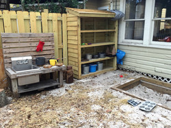 The Playgarden Outdoor Kitchen