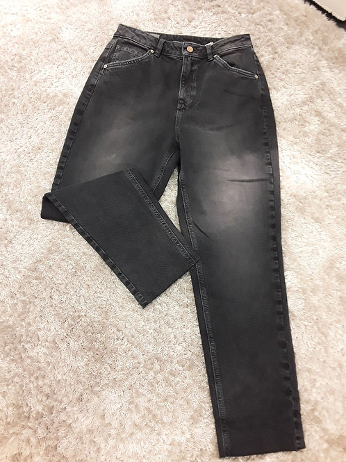 Tapered Fit Jeans in antrazith von Tom Tailor mine to five