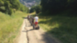 randonnée valloire karellis segway