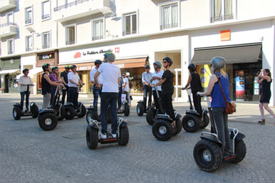 segway chambéry annecy grenoble aix les bains