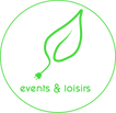 Events et Loisir - LOGO GREEN rond.png