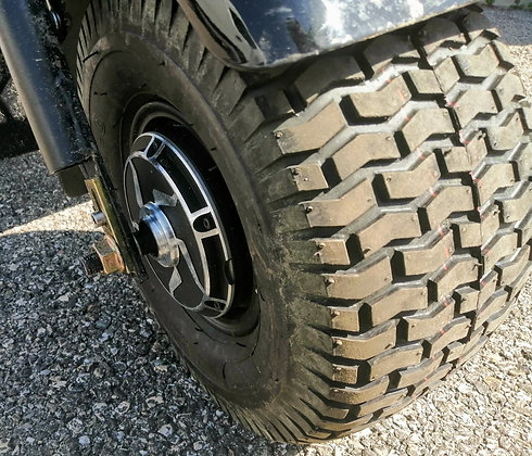 Pneu tubeless all-road trotlux