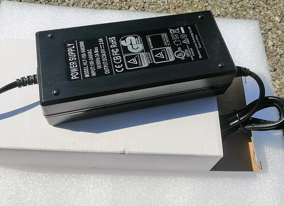 chargeur de batterie 10ah 54.6 v trotlux