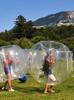 bubble foot aix les bains savoie segway