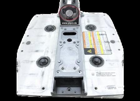 Capteur rotatif inertie rapide nouveau pour Pivot SE et Gen2