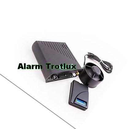 Alarme+télécommande trotlux