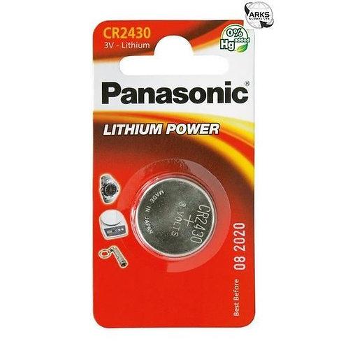 Pile bouton CR2430 Panasonic