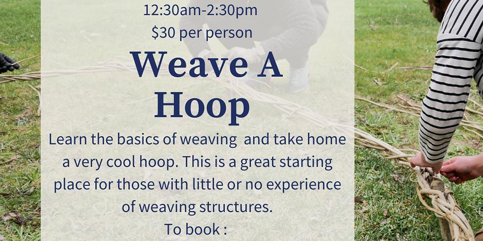 Weave a Hoop