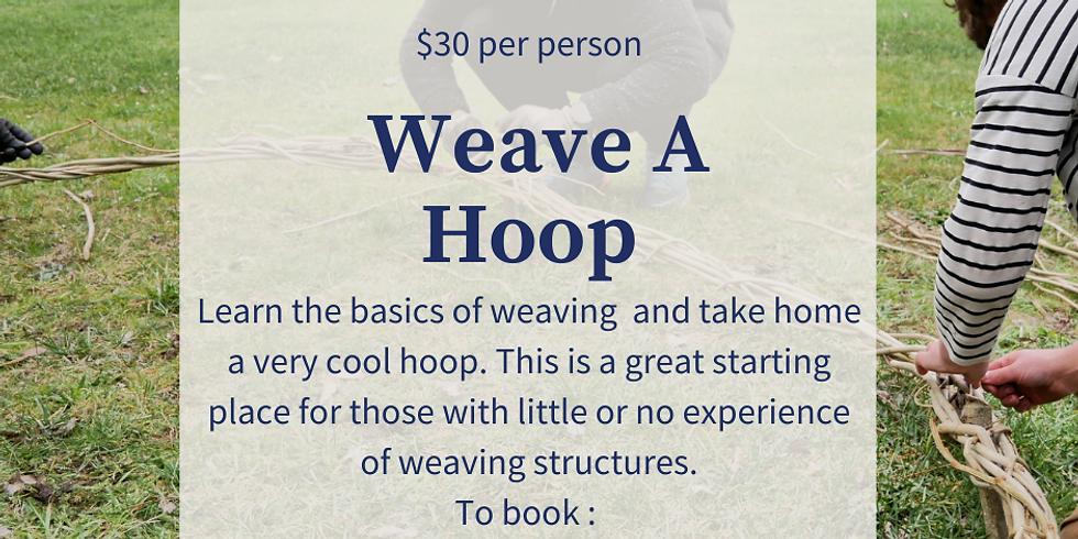 Weave a Hoop!