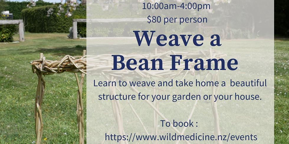 Weave a Bean Frame