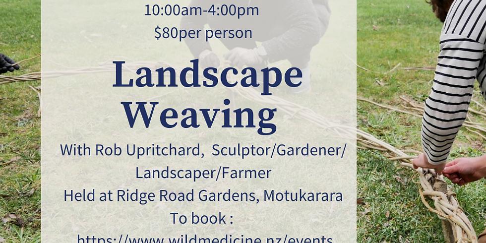 Landscape Weaving