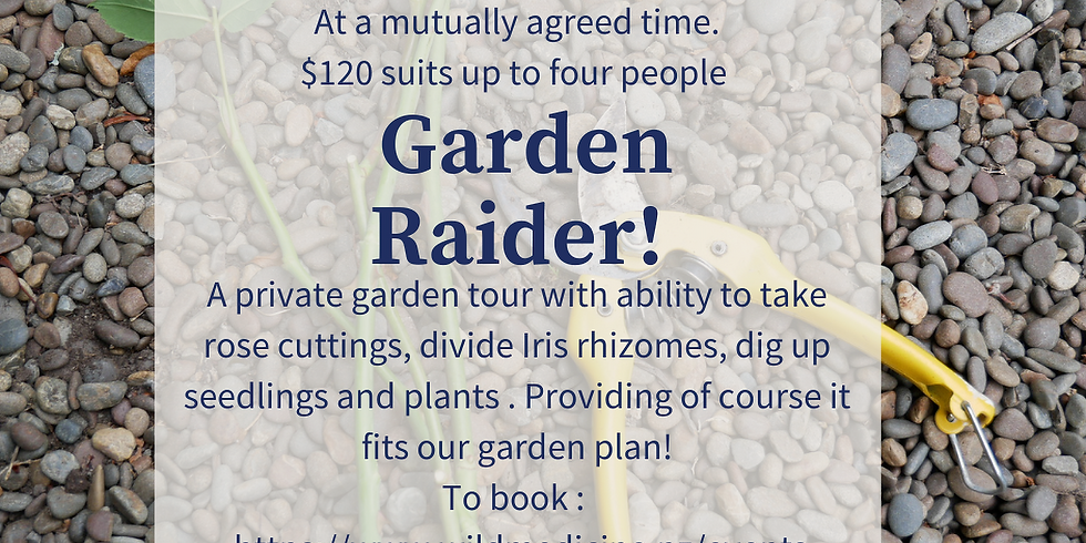 Garden Raider!