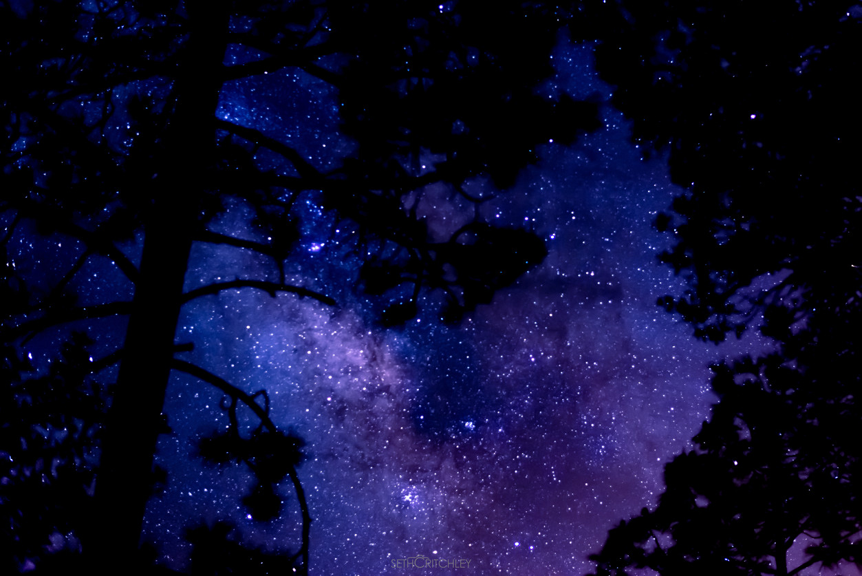 Under the Stars Frame Two