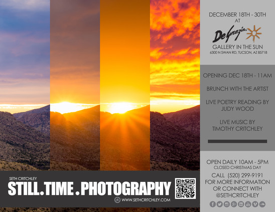 Still.Time.Photography Show at the Degrazia Gallery in the Sun