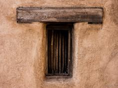 East Mission Window