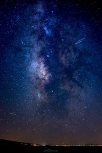 Milky Way Over Alamosa