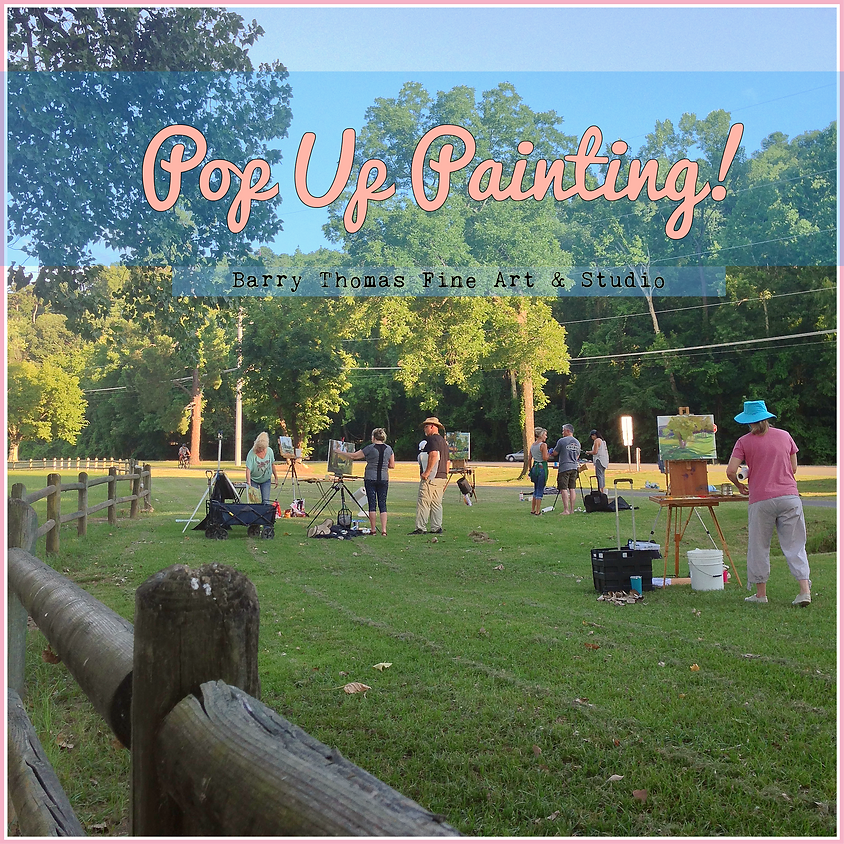 Pop Up Painting