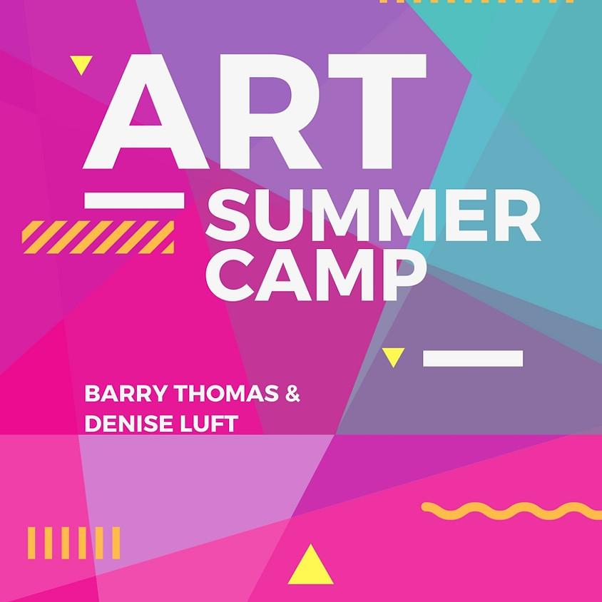 Art Summer Camp