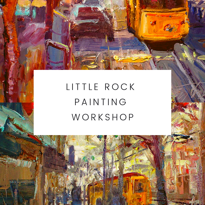 Painting Workshop in Little Rock